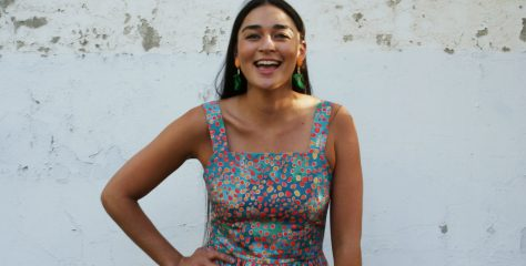 Jej and Boc: African-inspired prints