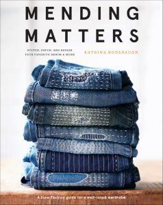 Mending Matters Book