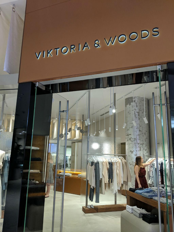 Viktoria & Woods