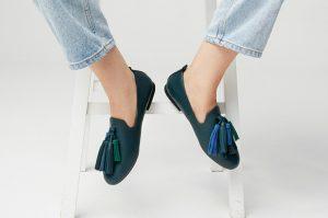Radical Yes shoes
