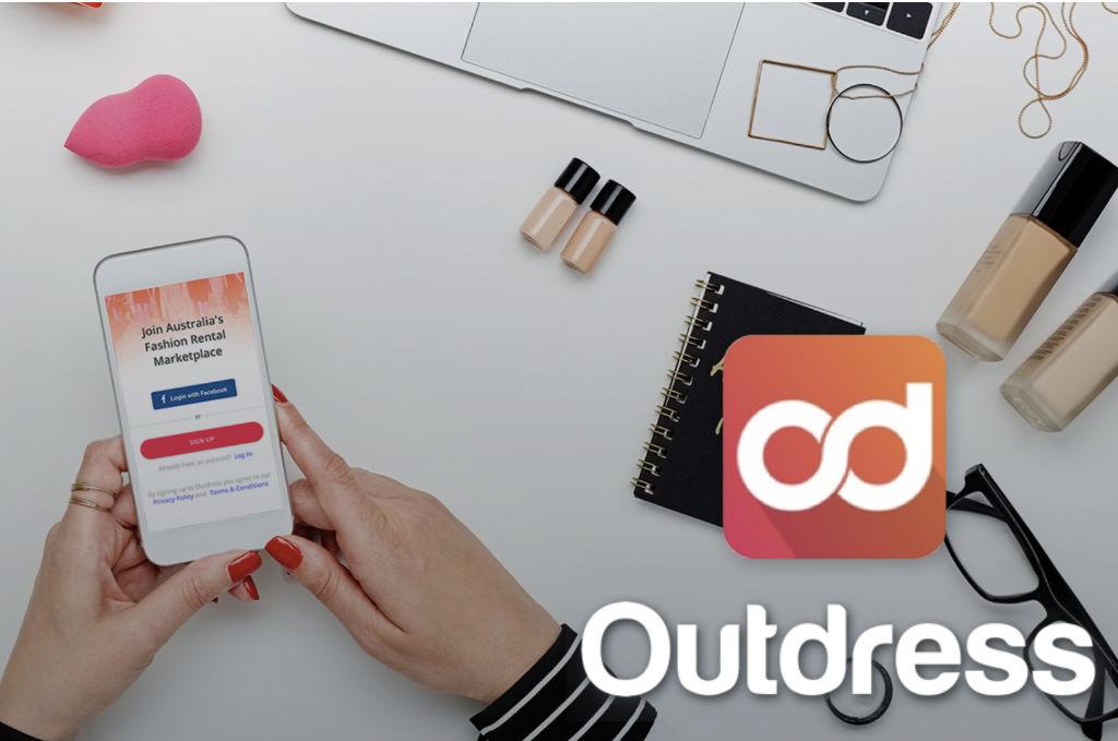 Outdress app
