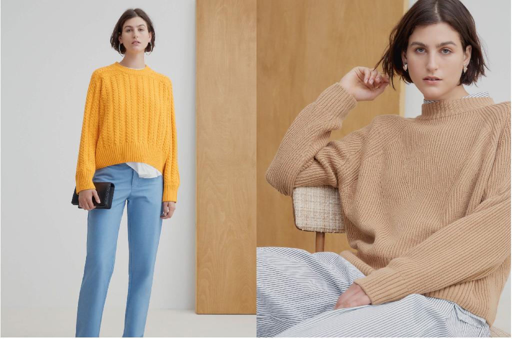 Kowtow knitwear