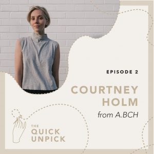 The Quick Unpick episode 2