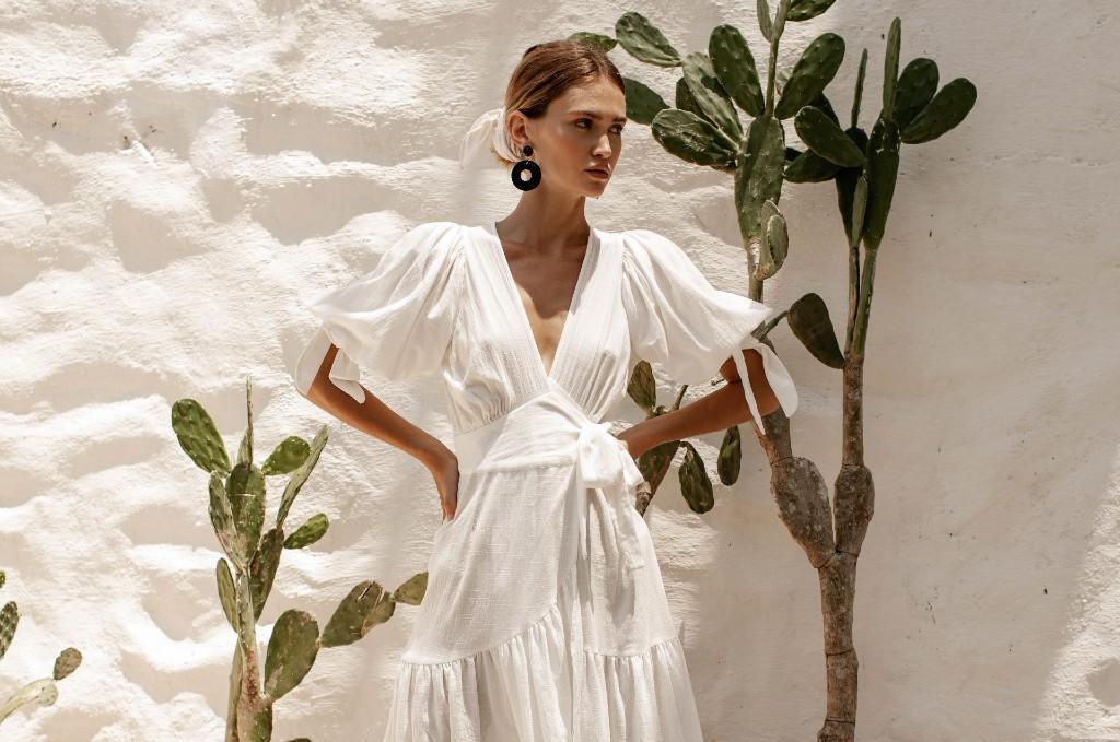 Bird & Kite dress