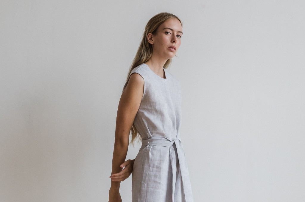 Rice Paper the Label Dress