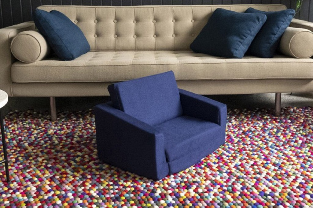 Upparel Flip Up Couch